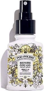 Poo-Pourri Before-You-Go Toilet Spray, 2 oz, Original Citrus, 2 Fl Oz