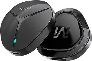 MPIO Adaptador inalámbrico de pantalla HDMI 5G, receptor de vídeo 4K Wi-Fi para iPhone/iPad/IOS/Android/Windows/PC a HD TV...