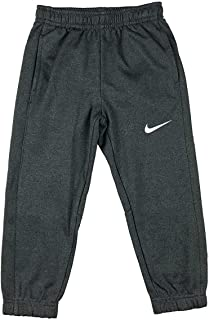 Nike Toddler Boys/Girls Dri-Fit Therma-Fit KO Sweat Pants Heather Grey