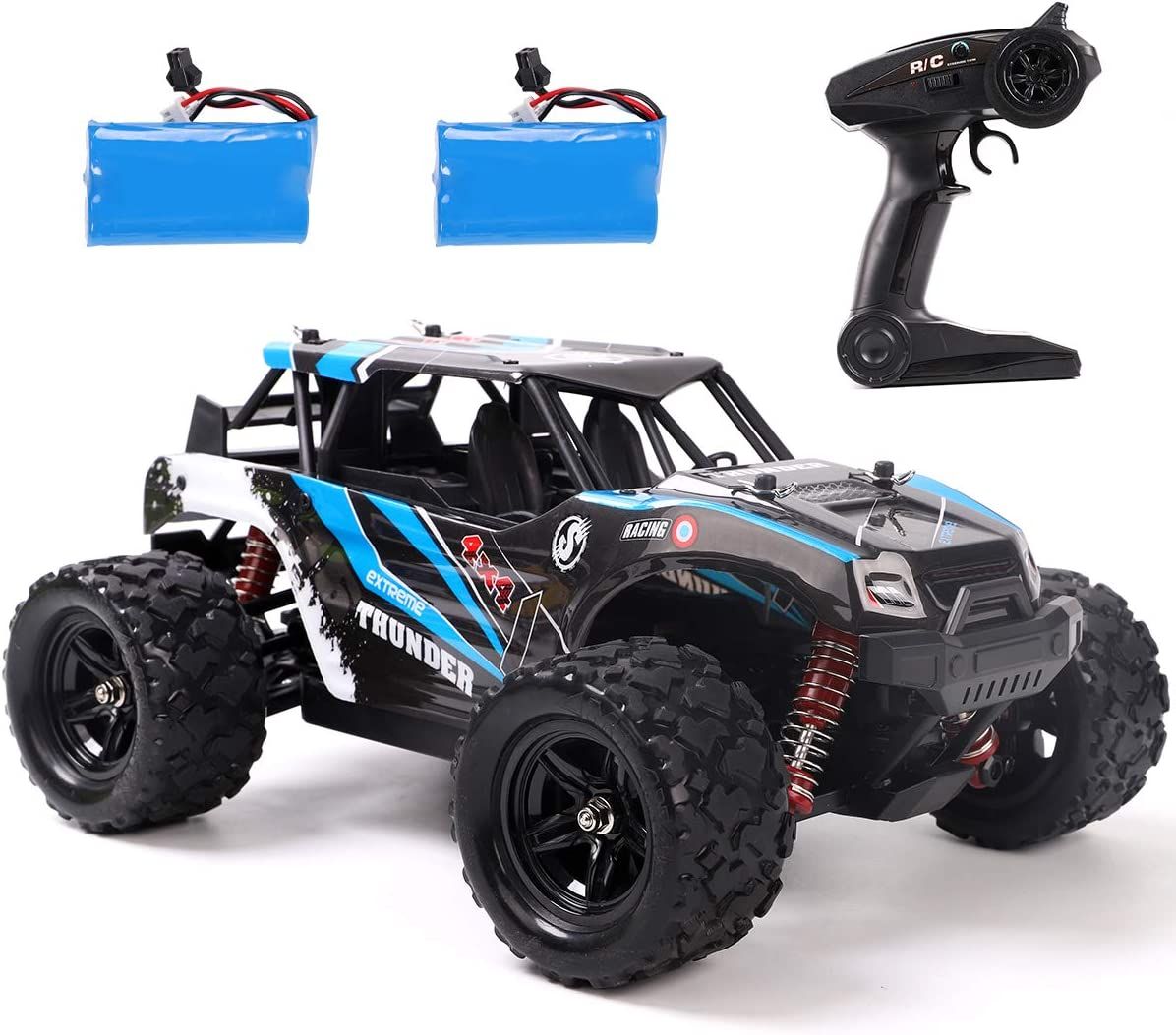 REMOKING Luxury goods RC Car 4WD 1 18 Scale Complete Free Shipping 2.4Ghz Speed 25MPH High for Radio
