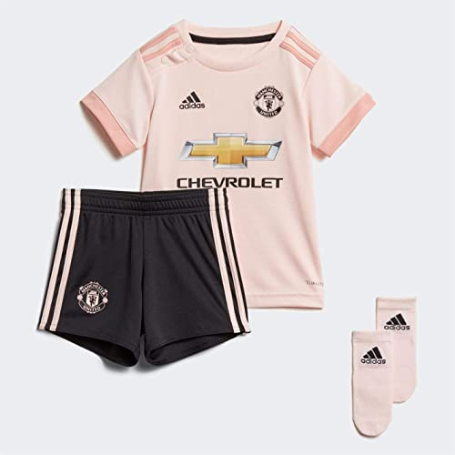 04c84bf278f adidas Boys Manchester United Away Baby Kit 2018 2019