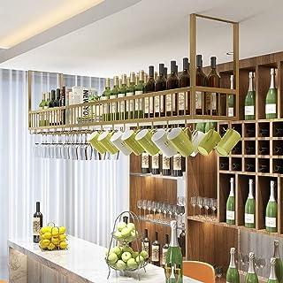 Distributeur de vin de boisson de fer de style européen de support de verre à une rangée avec l'organisateur de bouteille ...