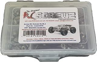 RCScrewZ - Arrma RC Outcast 6s BLX Stainless Steel Screw Kit - ARRM015 - for Arrma RC Kit AR106021