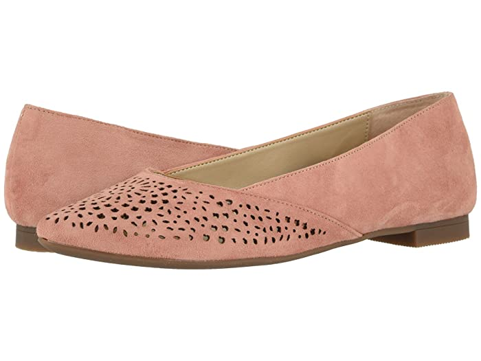 VIONIC  Carmela Perf (Dusty Pink) Womens Shoes
