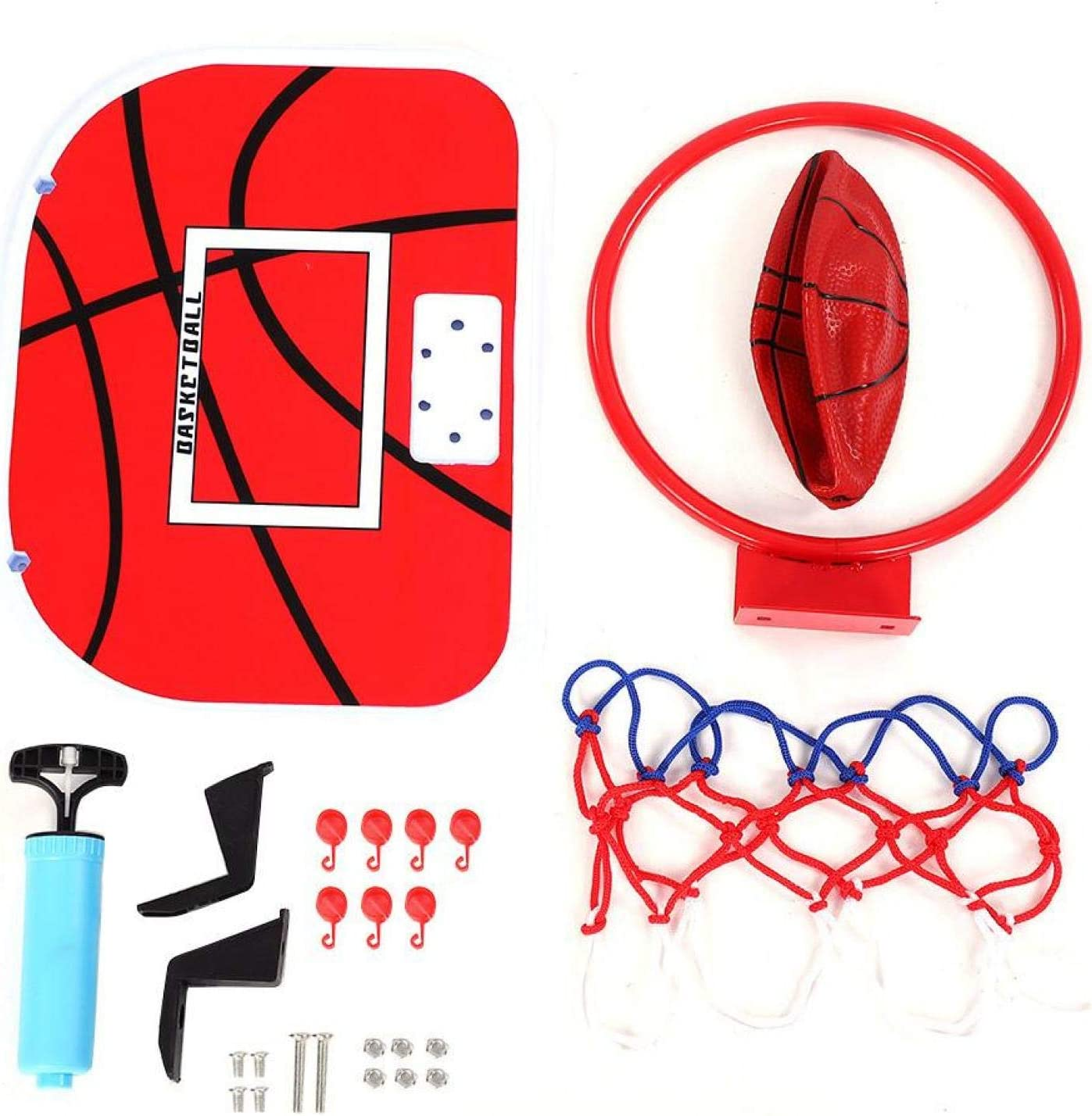 Jazar with Pump Basketball Set Ch Metal Durable Toy Challenge the lowest Beauty products price of Japan