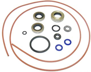 Lower Unit Gearcase Seal Kit for Johnson Evinrude 18 20 25 Hp 1958-1978 Read Product Description for Exact Application Replaces 309044 18-2684