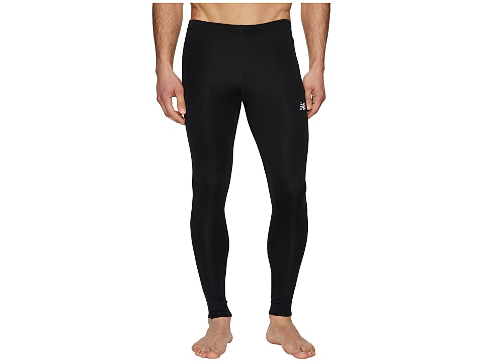 New Balance Accelerate Tights (Black) Men