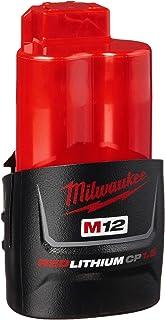 Milwaukee 48-11-2401 Genuine OEM M12 REDLITHIUM 12 Volt 1.5 Amp Compact Lithium Ion..