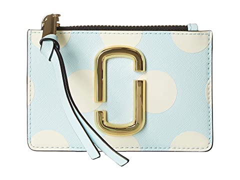 Marc Jacobs The Dot Snapshot Top Zip Multi Wallet