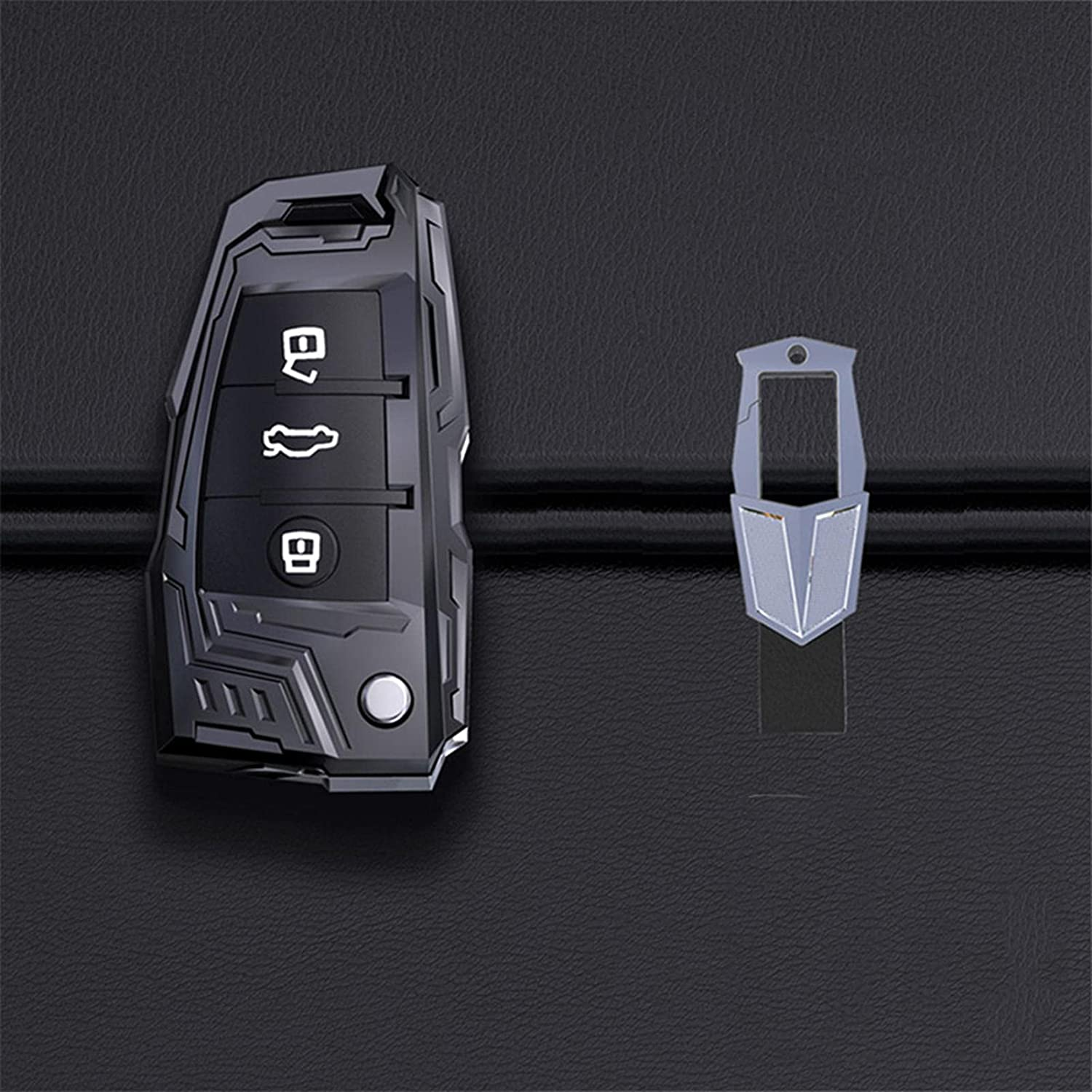 Zinc Alloy Lowest price challenge Flip Car Remote Key Protect Max 76% OFF Case Shell Cover for Fit