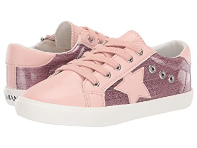 Amiana 15-A5506 (Toddler/Little Kid/Big Kid/Adult) (Pink Patent/PU Combo) Girl