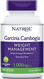 Natrol Super Citrimax Weight Loss Capsules, Garcinia Cambogia, 120 Count