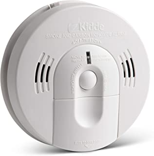Kidde 21026043 Battery-Operated(Not Hardwired) Combination Smoke/Carbon Monoxide Alarm..