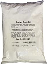 Emergency Food Supply 1 LB Bag Butter
