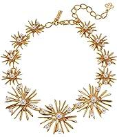 Oscar de la Renta - Classic Pearl Starburst Necklace