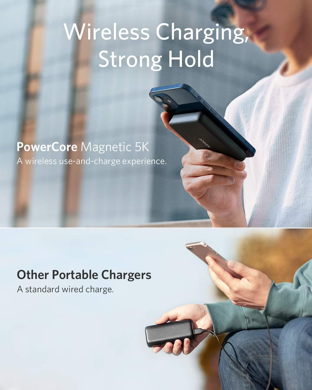 Anker PowerCore Magnetic 5K - 2/2