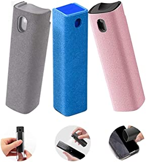 3 in 1 Fingerprint-Proof Screen Cleaner, Screen Cleaner Mist Spray, All-in-One Spray & Wipe Cleaner, Touchscreen Mist Clea...