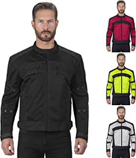 Best mens lightweight motorcycle jackets Reviews