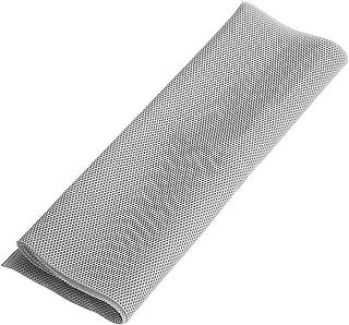 OKBY Speaker Cloth - Luidspreker Cover 1,4m x 0,5m Stofdichte stoffen Cover Stereo Mesh Cloth(grijs)