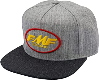 FMF Ronnie Raider Hoody HEATHER GREY SMALL