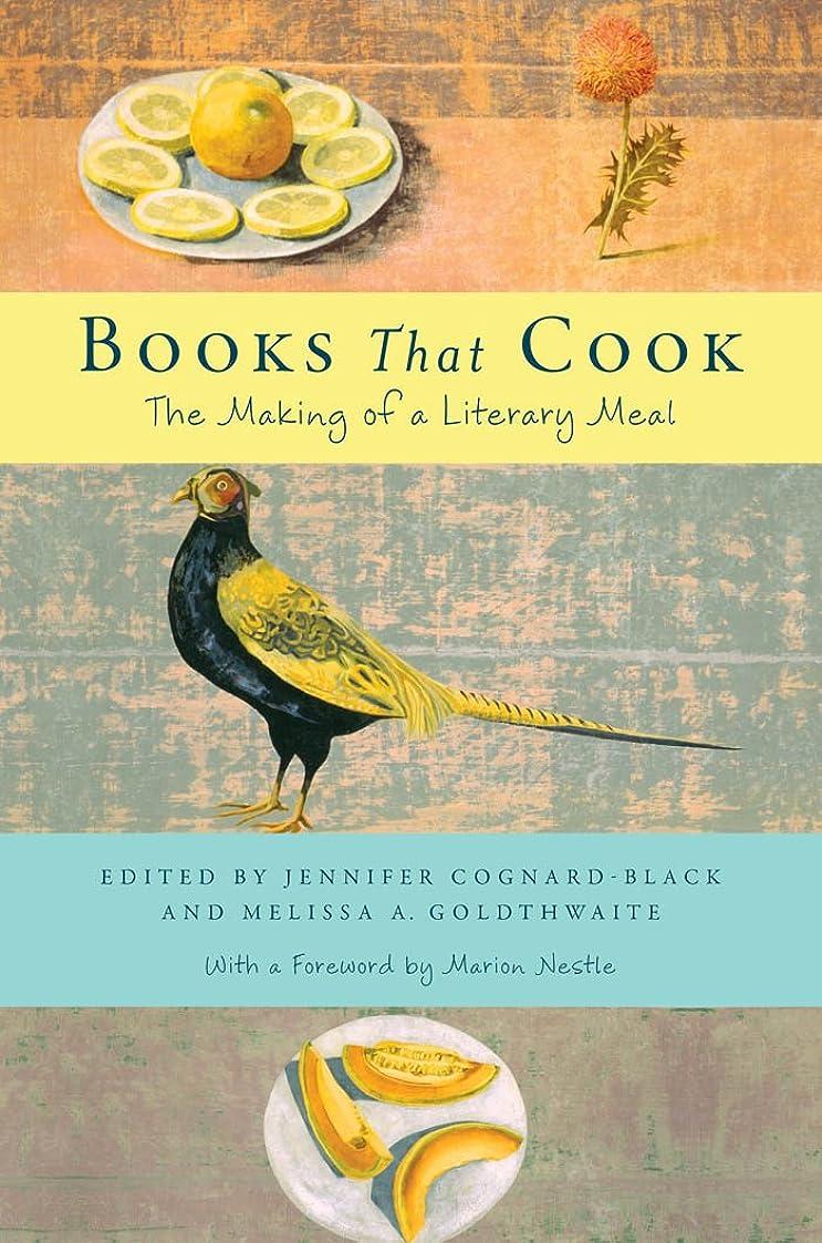 合金機械的ネックレットBooks That Cook: The Making of a Literary Meal (English Edition)