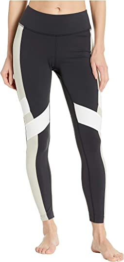 aab1b05f680a10 Reebok crossfit 3 4 compression leggings black | Shipped Free at Zappos