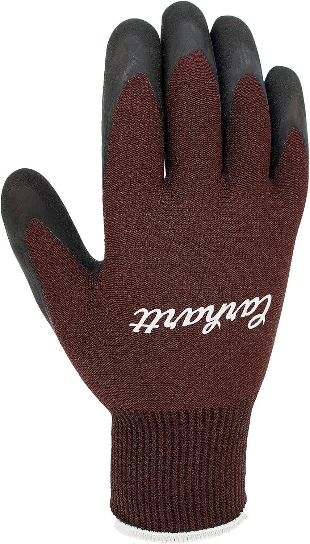Carhartt womens Touch Sensitive Nitrile Glove