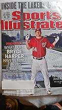 Sports Illustrated Magazine February 25 2013 Bryce Harper Cover