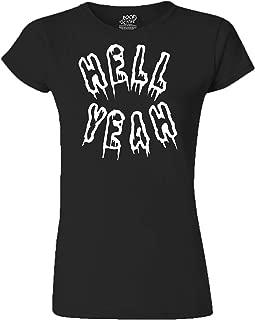 Rock Scythe - Hell Yeah Juniors T-Shirt Tee