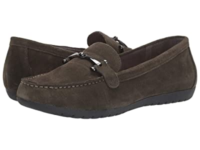 Me Too Parker (Army Green Suede) Women