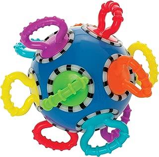 Manhattan Toy Click Clack Ball Developmental Activity Baby Toy