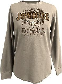 John Deere Mens Western Star Long Sleeve Shirt