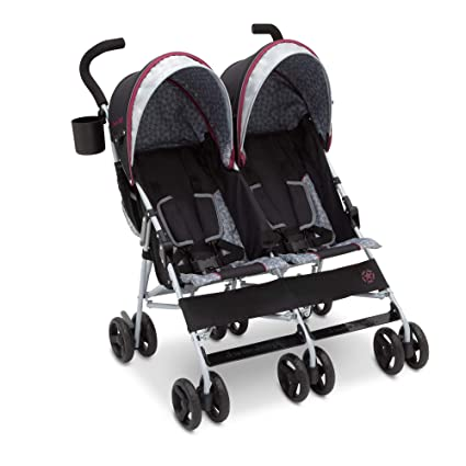 Jeep Scout Double Stroller - Safe & stable