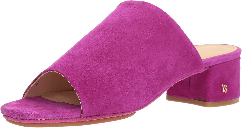 Yosi Samra Womens Didi Heeled Sandal