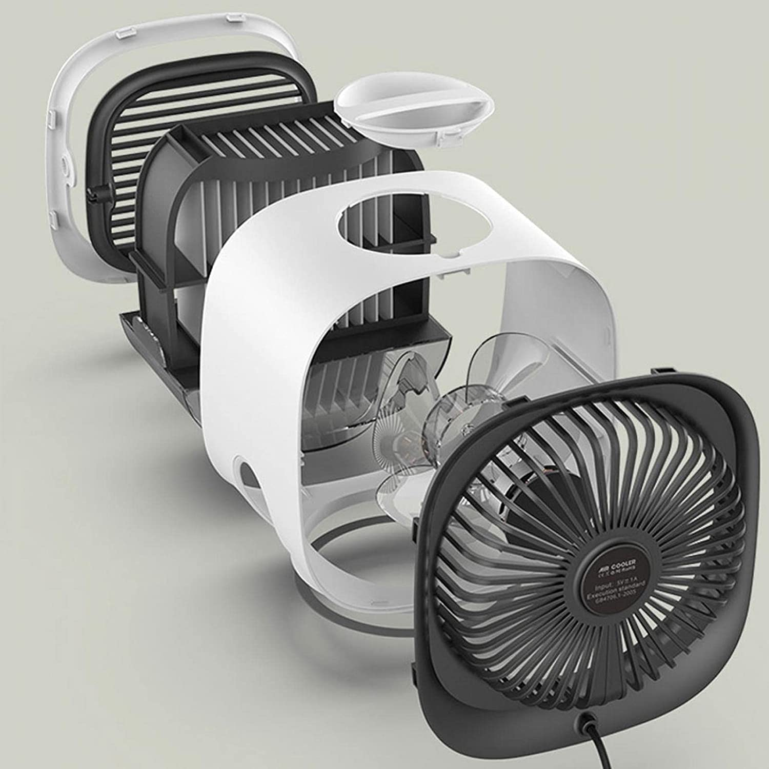 Large special price !! Air Conditioning Fan fo USB Cooler