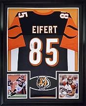 Tyler Eifert Cincinnati Bengals Autograph Signed Custom Framed Jersey JSA Witnessed Certified