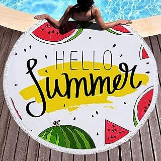 Best watermelon beach towel australia Reviews
