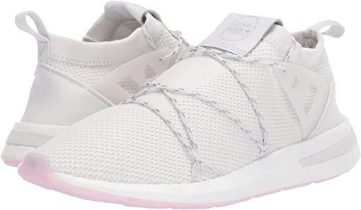 Crystal White/Footwear White/Clear Pink