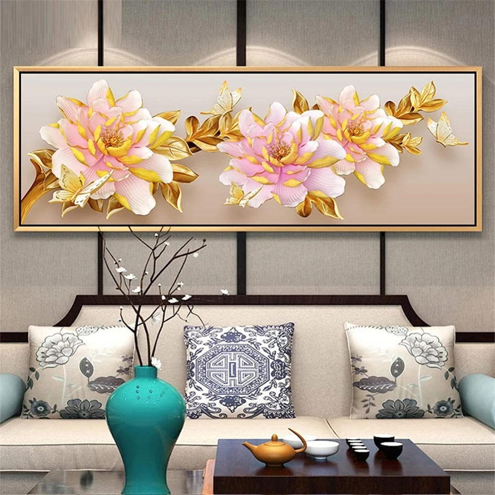 Diamond Painting Kits for Adults Full C 5D DIY A surprise Over item handling ☆ price is realized Drill Art