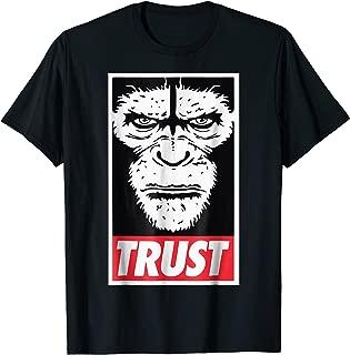 In Apes We Trust T Shirt, Original Design