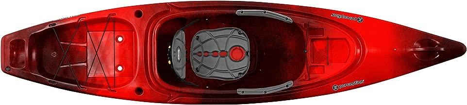 Perception Sound 10.5 Sit Inside Kayak For Adults | Recreational and Fishing Kayak | 10' 6