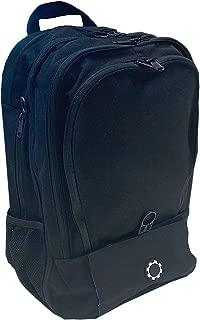 DadGear ReGen 30L Backpack Diaper Bag - All Black