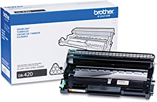 Brother Genuine DR420 Drum Unit 12000 Page-Yield Black