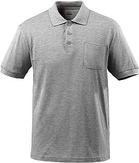 Mascot 00785-280-06-XL Trinidad Polo Sweatshirt X-Large White