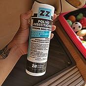 ZZ Polvo Insecticida en Polvo - 250 gr