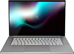 "Razer Blade 15 Studio Edition Laptop: Intel Core i7-9750H - NVIDIA Quadro RTX 5000 - 15.6"" 4K OLED Touch - 32GB RAM - 1TB ..."