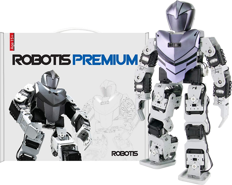 ROBOTIS Houston Mall BIOLOID Premium Advanced Educational Elegant Kit Robot