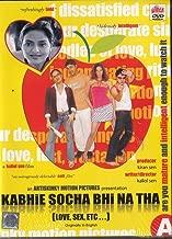 Kabhie Socha Bhi Na Tha: Love, Sex, Etc. DVD