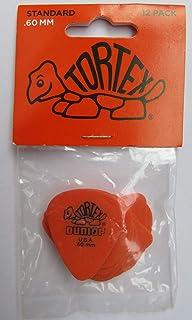 Dunlop(ダンロップ) Tortex トーテックス Standard スタンダード 0.60mm 12枚 [並行輸入品]