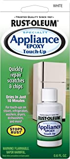 Best Rust-Oleum 203000 Touch Up Paint.6-Ounce, White Review